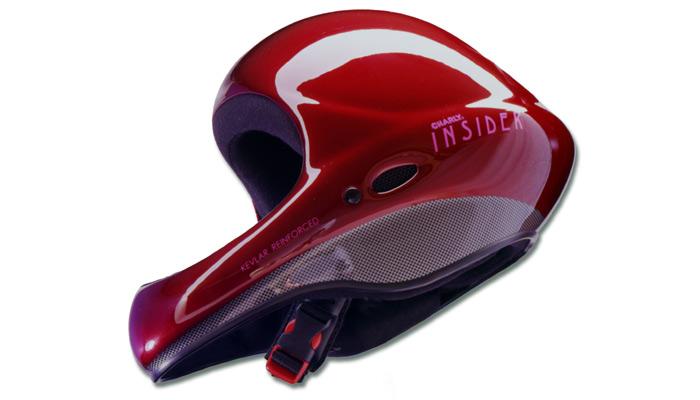HHe70 Charly Insider bicolor dunkelrot-metallic